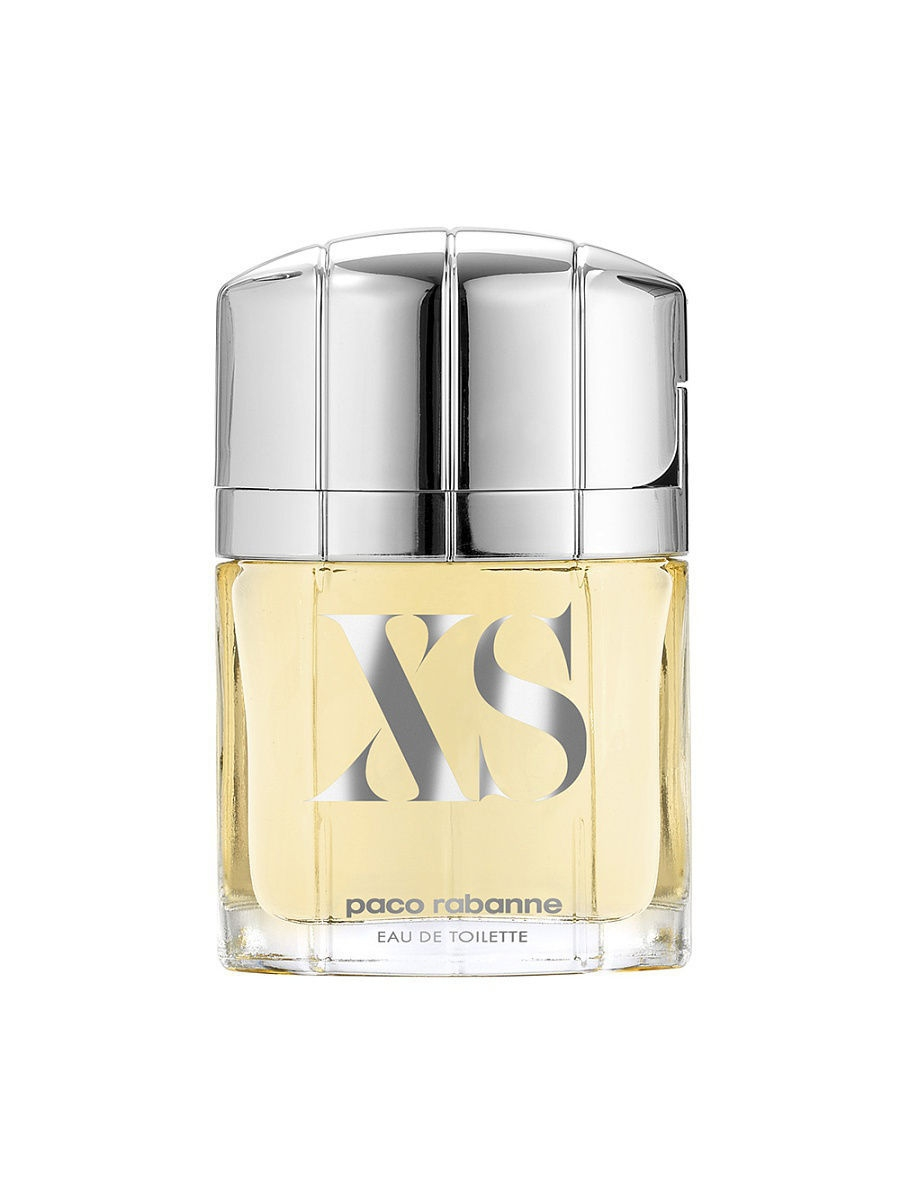 PACO RABANNE Туалетная вода xs pour homme, 50 мл