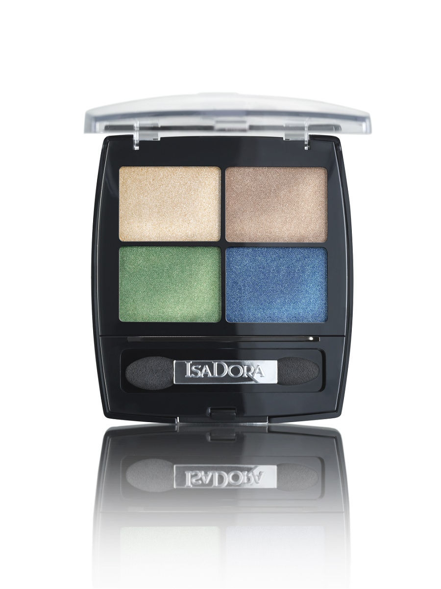 Тени для век Eye Shadow Quartet 07, 5гр ISADORA