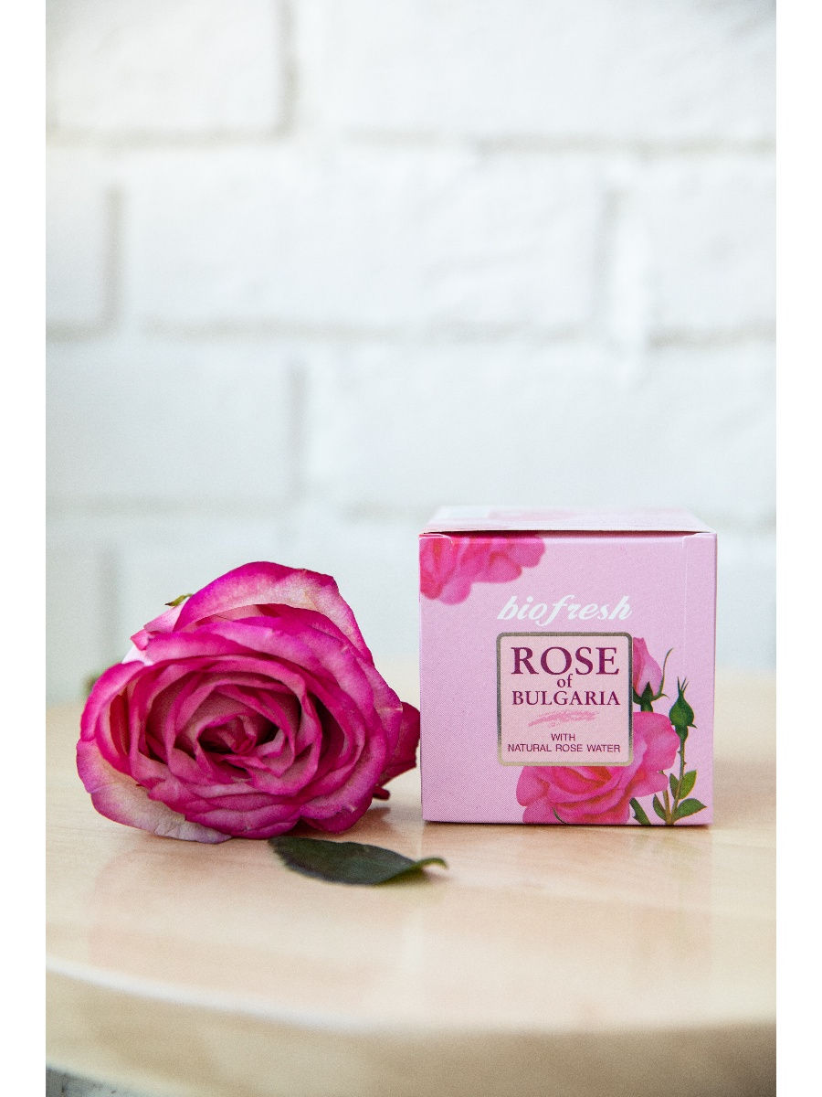 Крем для лица дневной Rose of Bulgaria Biofresh