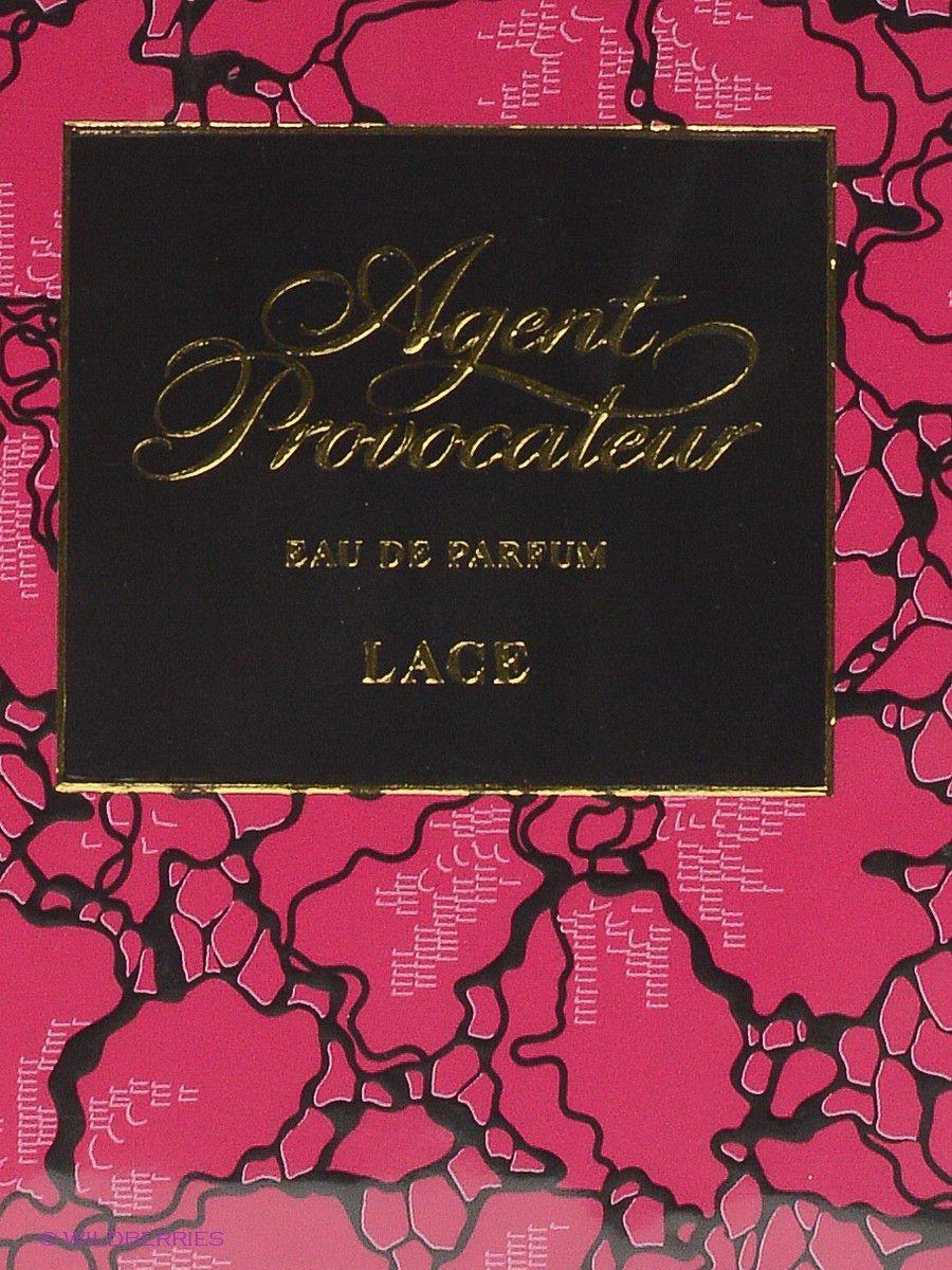 Парфюмерная вода Agent Provocateur LACE EDP 50 SPRAY 50ML