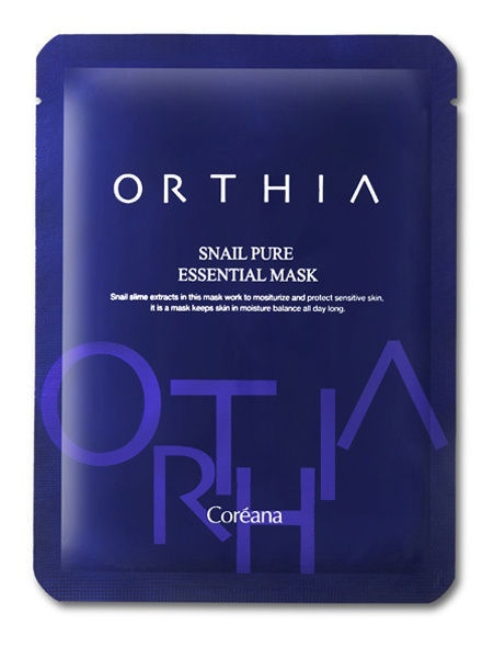 Маска Orthia Snail Pure Essential Mask