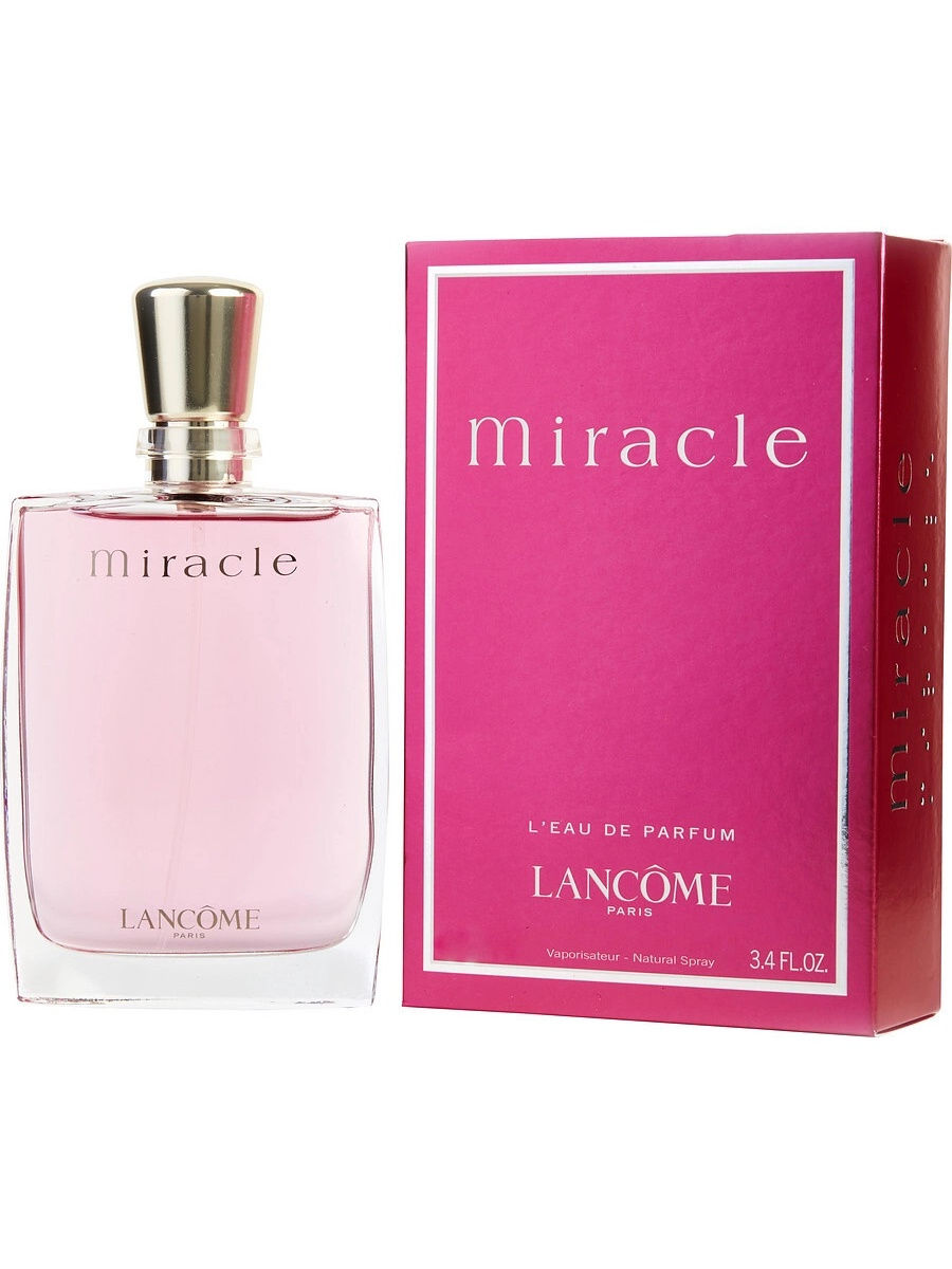Lancome Miracle lady, Парфюмерная вода, 30 мл