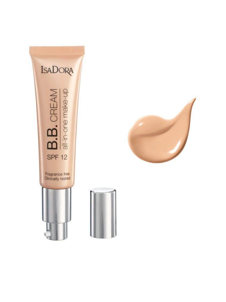 ISADORA Вb-крем BB Cream All-in-One make-up spf 12 10 35мл