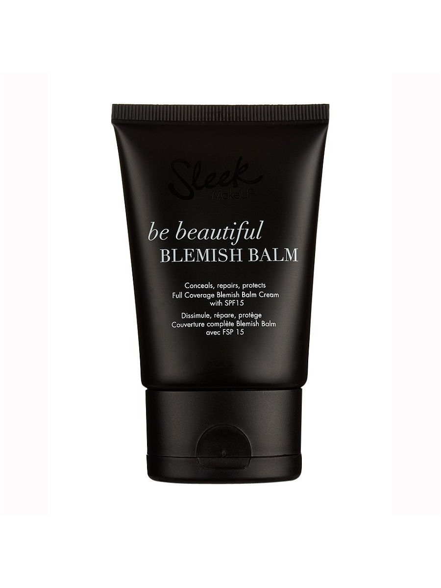 Тональное средство  BB-крем Be Beautiful Blemish Balm  Light 802 Sleek MakeUp