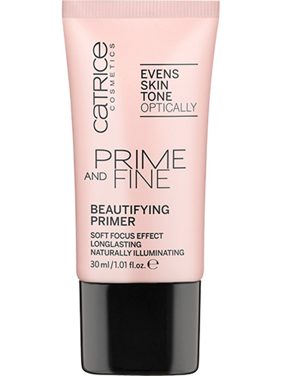 Основа выравнивающая Prime And Fine Beautifying Primer Catrice