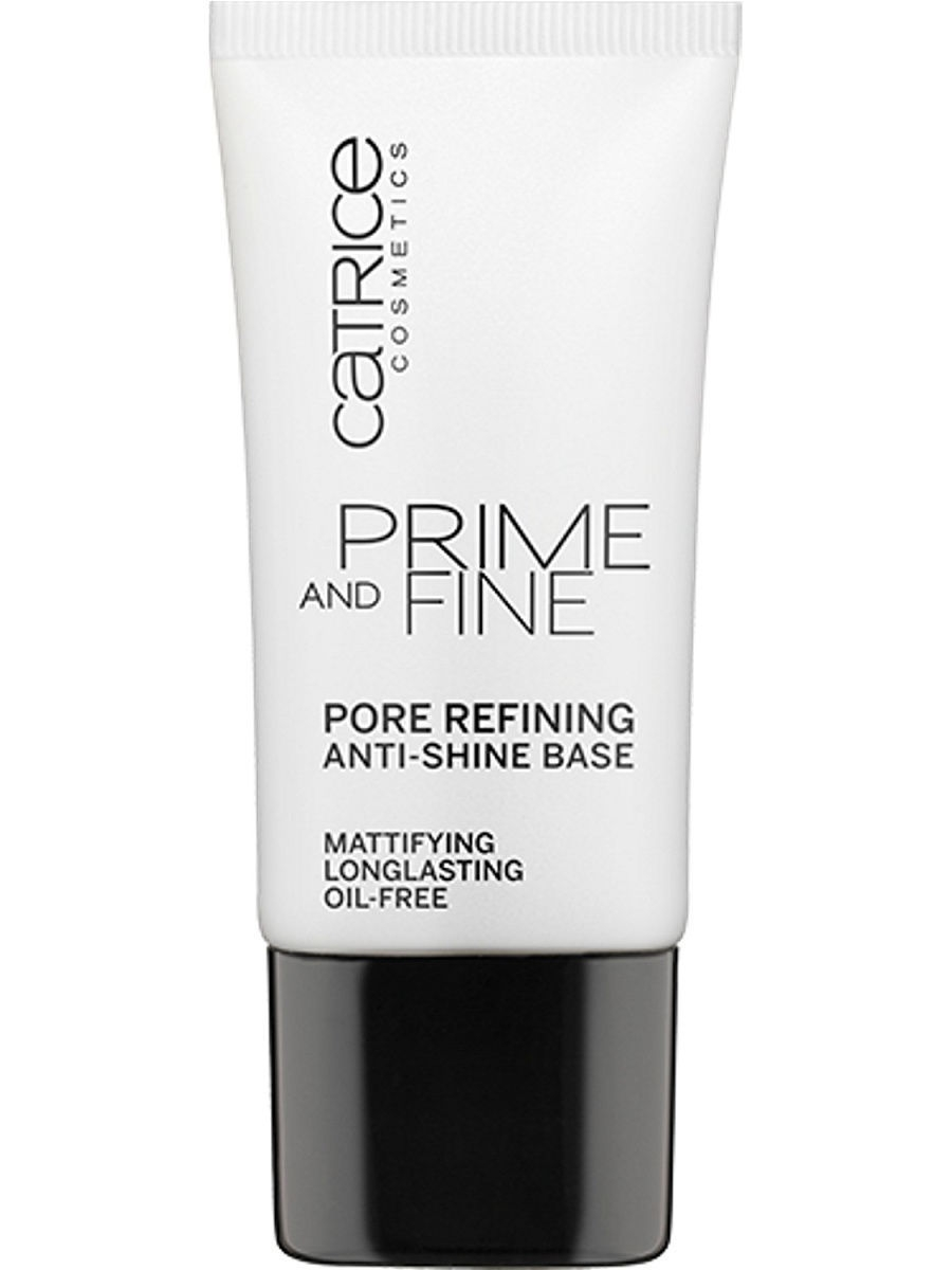 Основа выравнивающая Prime And Fine Pore Refining Anti-Shine Catrice