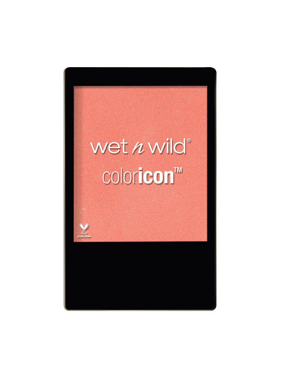 Румяна для лица color icon, E3252 pearlescent pink Wet n Wild
