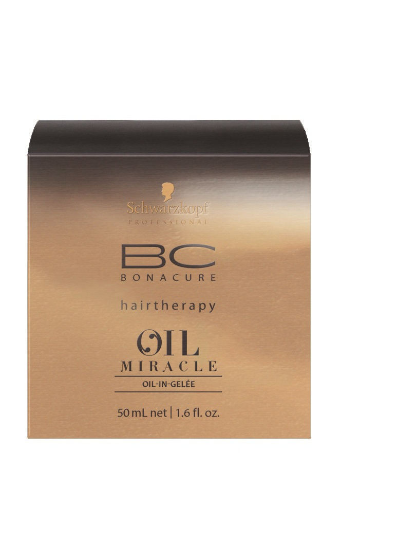 Schwarzkopf Professional Масляное Желе Bonacure Oil Miracle, 50 мл