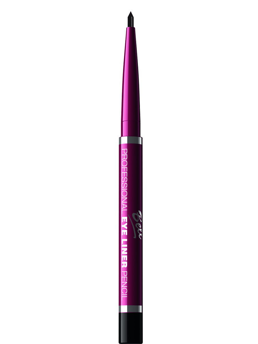 Спайка  карандаш для глаз professional eye liner pencil   тон 6+тон7+ лак для ногтей  тон 3 Bell