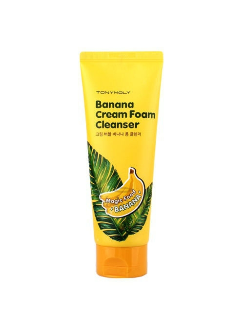 Пенка для умывания MAGIC FOOD BANANA с экстрактом банана, 150мл Tony Moly