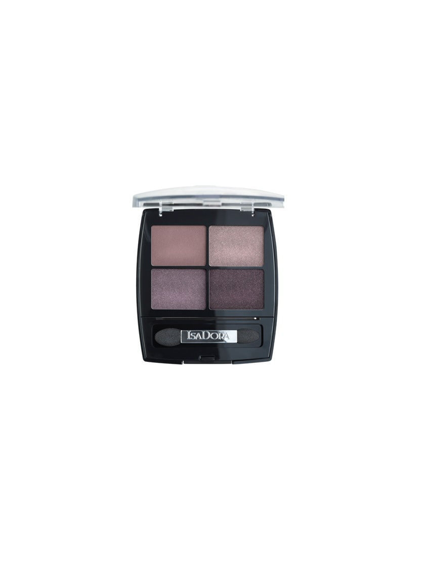 Тени для век Eye shadow quartet 10, 5 гр ISADORA