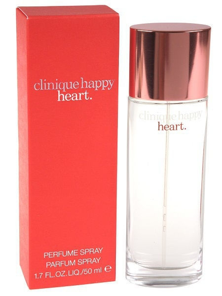 Clinique Happy Heart lady edp 50 ml