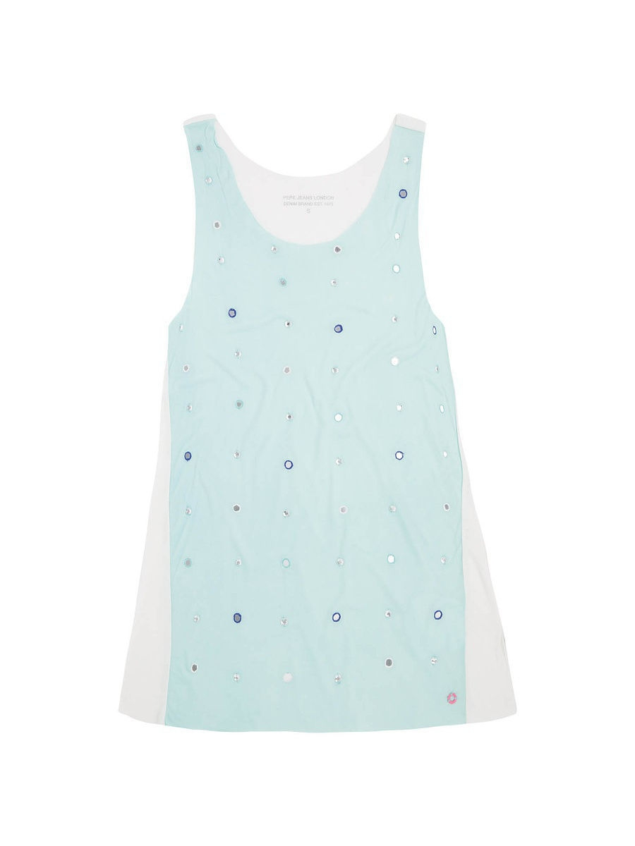 Топ Pepe Jeans London PL501779/508AQUA