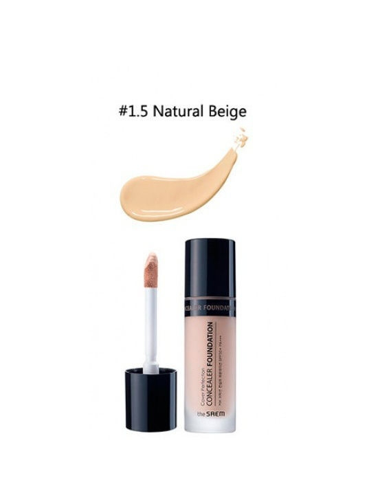 The SAEM Консилер Cover Perfection Concealer Foundation 1.5, 38г the SAEM