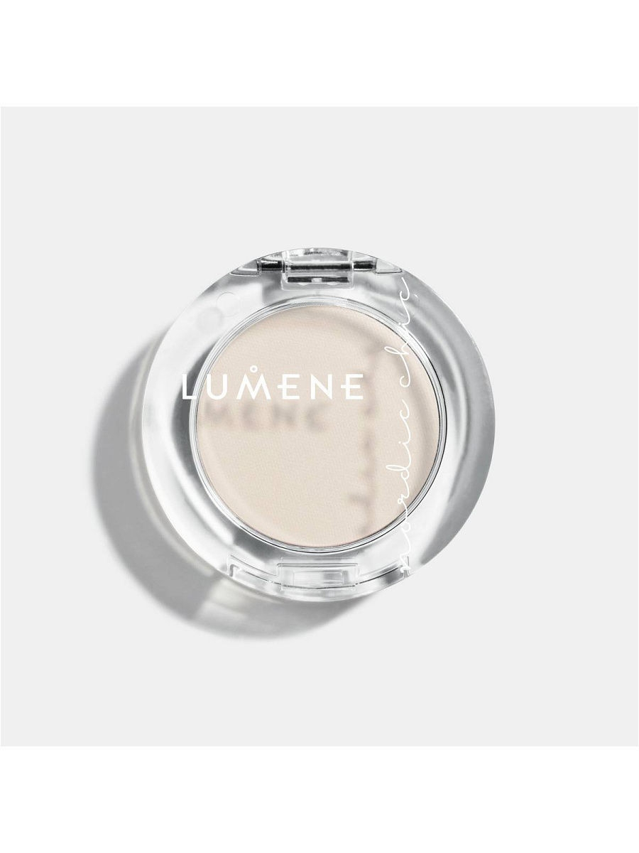 Lumene Nordic Chic Pure Color Тени для век № 1 White Nights