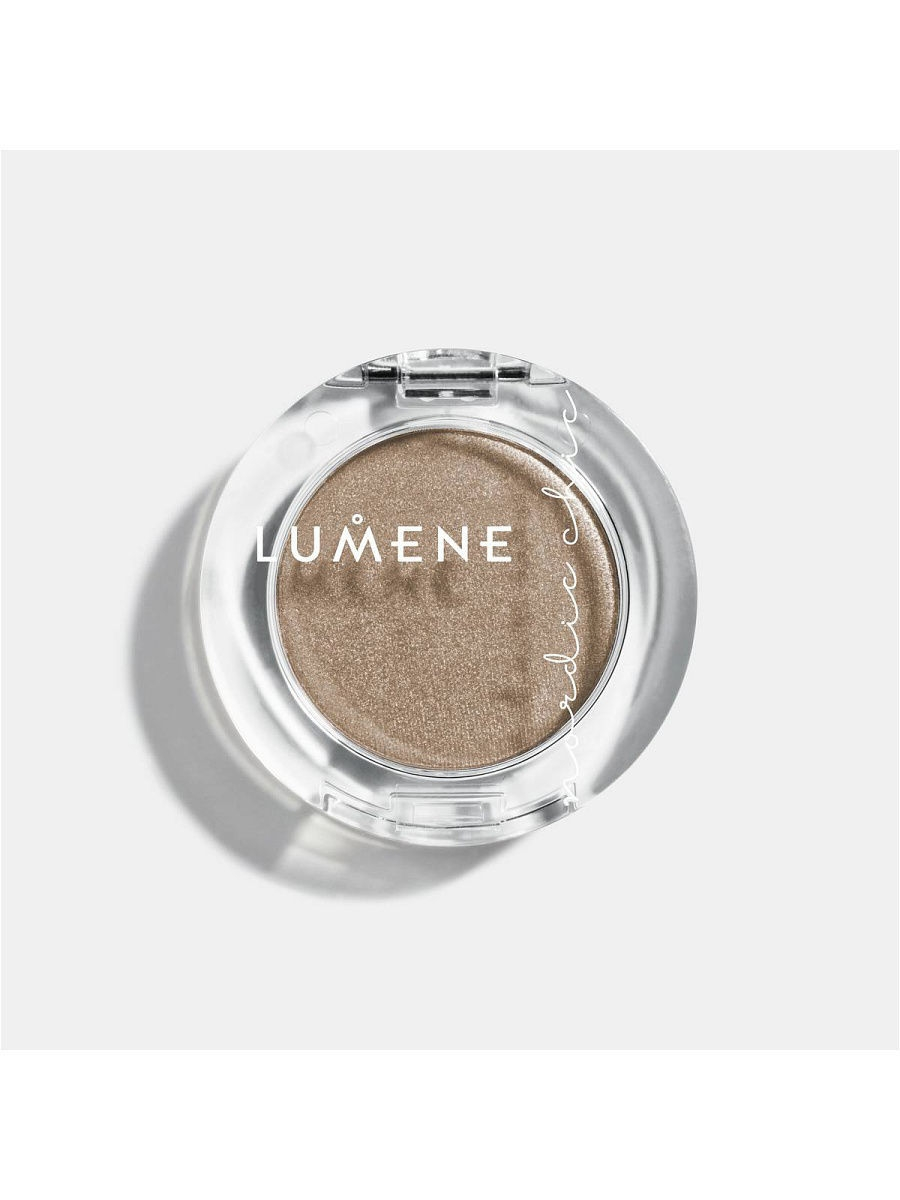 Lumene Nordic Chic Pure Color Тени для век № 2 Glowing Sand
