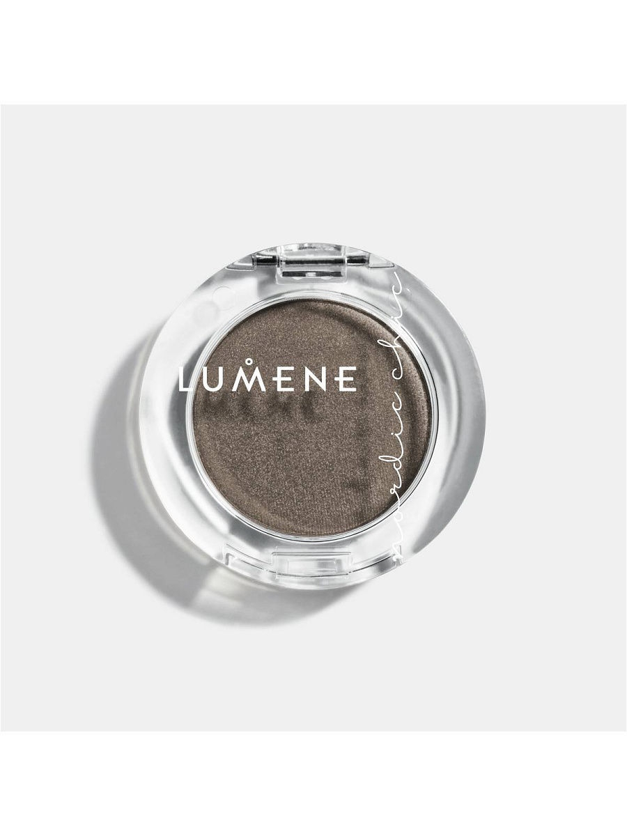 Lumene Nordic Chic Pure Color Тени для век № 3 Silver Sky