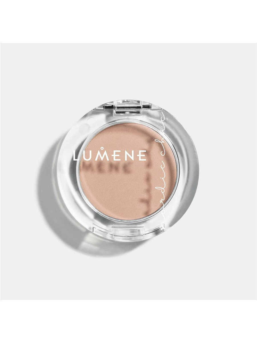Lumene Nordic Chic Pure Color Тени для век № 4 Midnight Sun