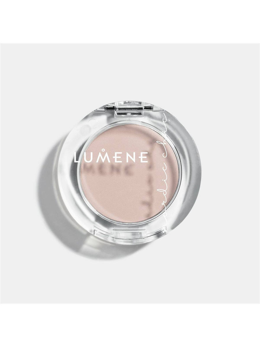 Lumene Nordic Chic Pure Color Тени для век № 8 Before Sunrise