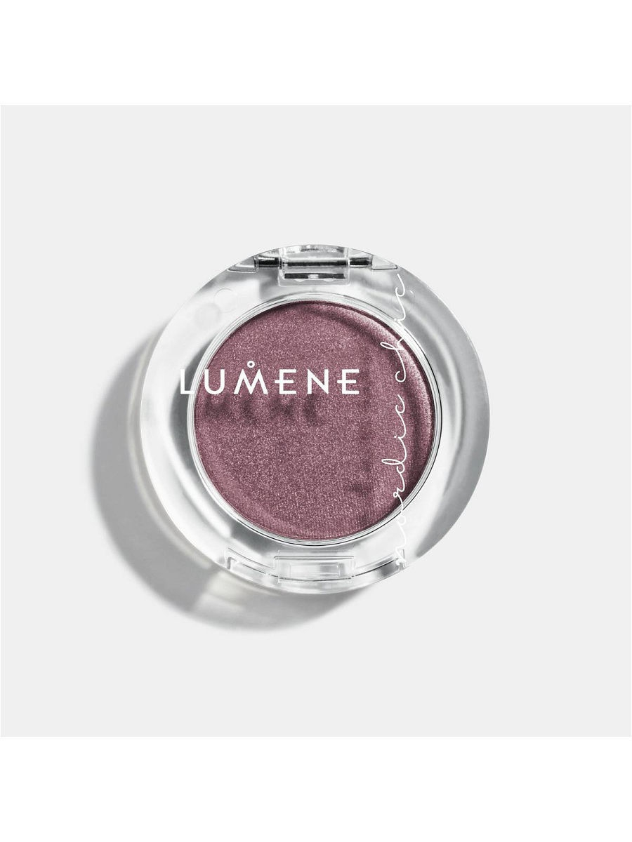 Lumene Nordic Chic Pure Color Тени для век № 10 Polar Night