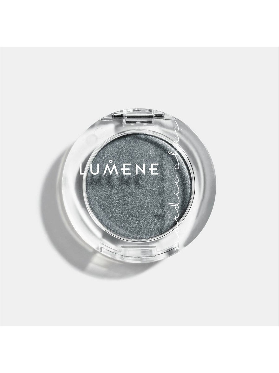Lumene Nordic Chic Pure Color Тени для век № 14 Frosty Ice