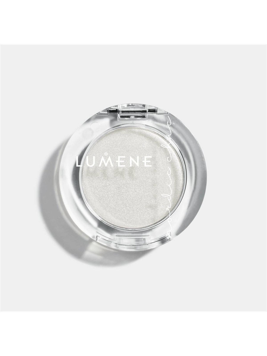 Lumene Nordic Chic Pure Color Тени для век № 16 Shiny Snow