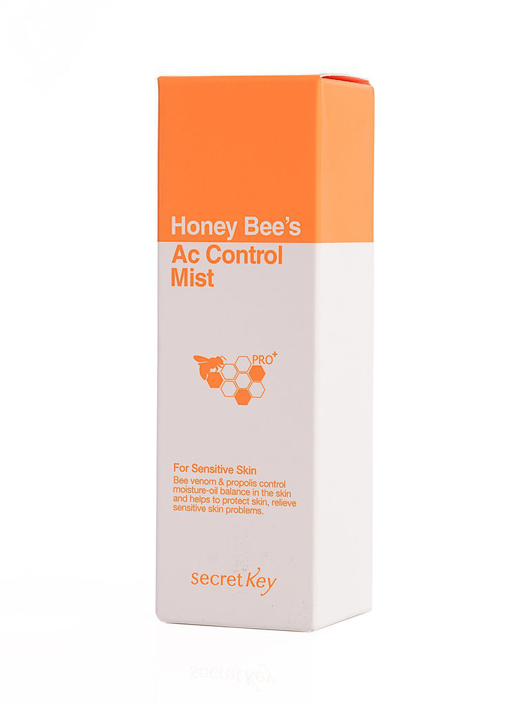 Honey Спрей для лица при акне Honey Bee AC Control Mist Secret Key