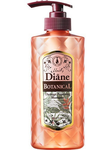 Шампунь для волос Moist Diane Botanical Damage Repairing. Природное восстановление. Moist Diane Series