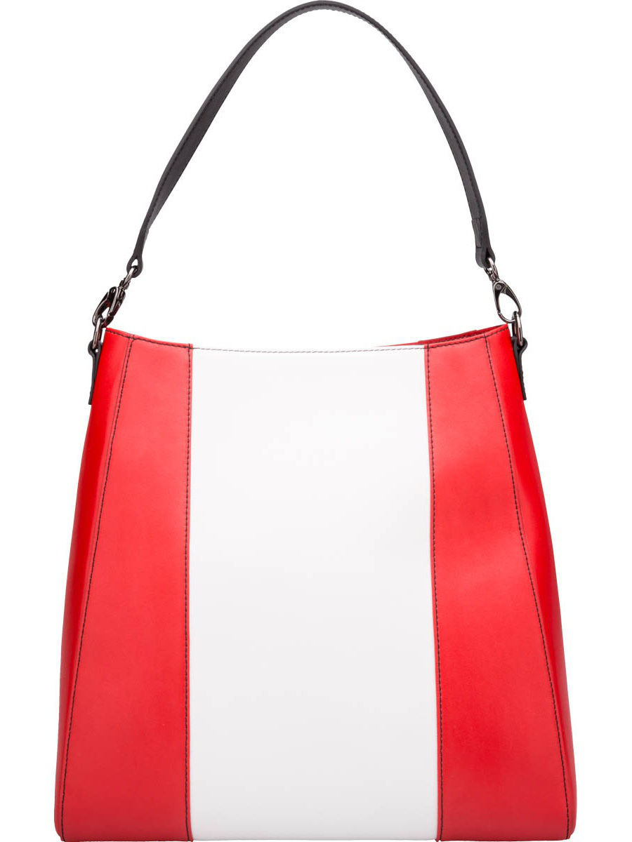 Сумки Ekonika EE30195red/white-17L