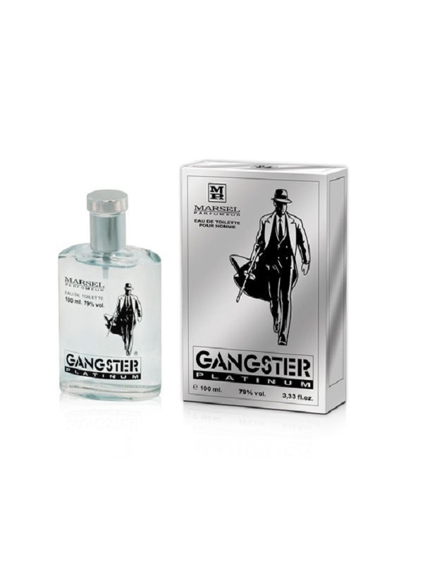 Beauty Creation Туалетная вода Creation Gangster Platinum men EDT 100ml