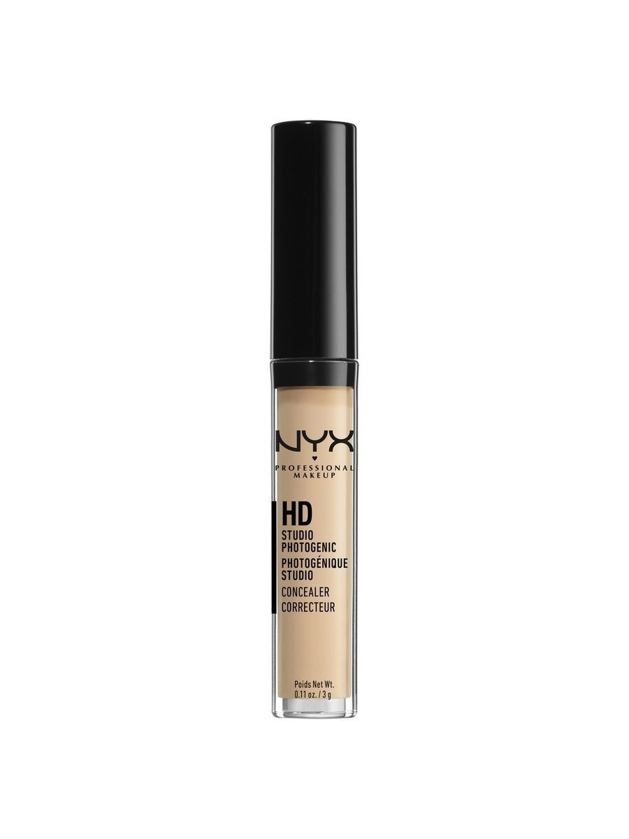 NYX PROFESSIONAL MAKEUP Жидкий консилер для лица. CONCEALER WAND - LIGHT