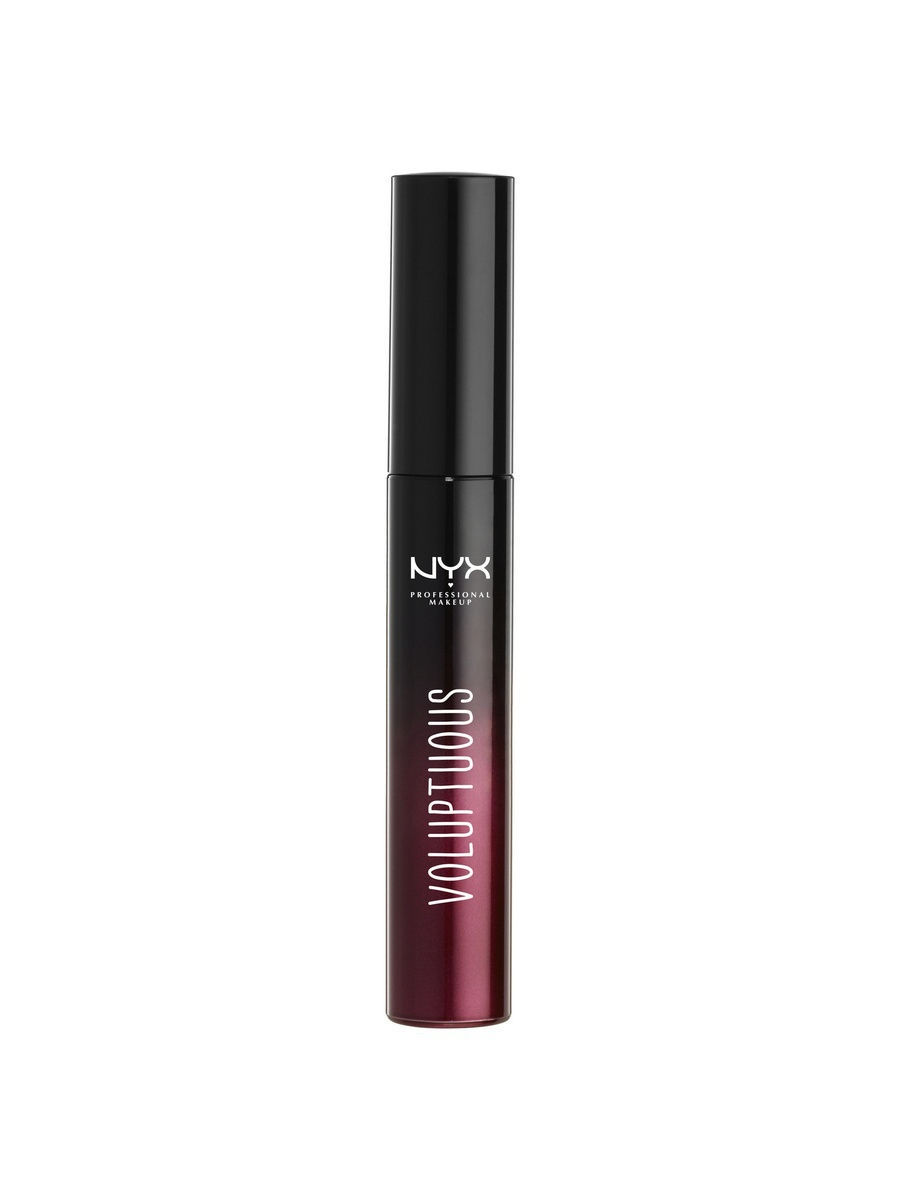 NYX PROFESSIONAL MAKEUP Ухаживающая тушь для ресниц. LUSH LASHES MASCARA -VOLUPTUOUS