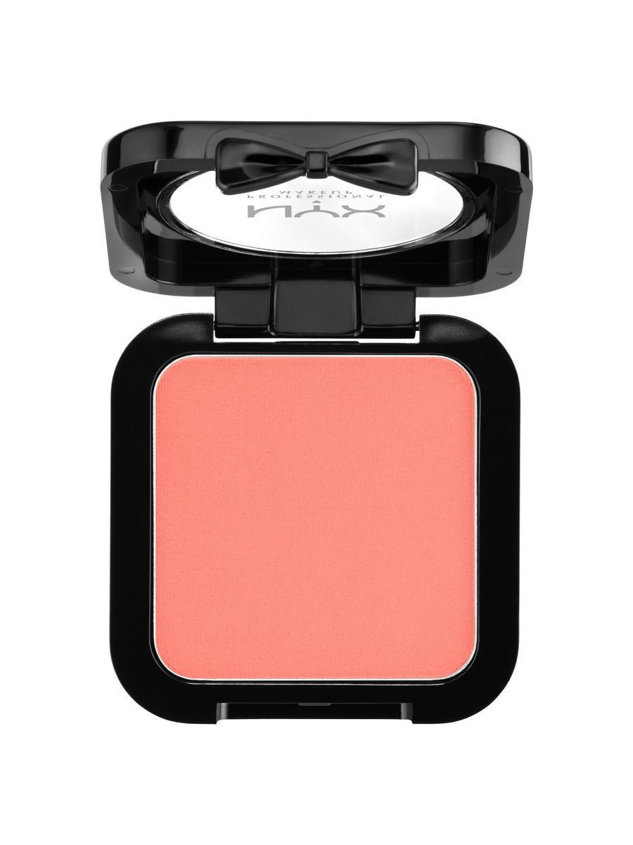 Румяна High Definition. HIGH DEFINITION BLUSH - PINK THE TOWN NYX PROFESSIONAL MAKEUP