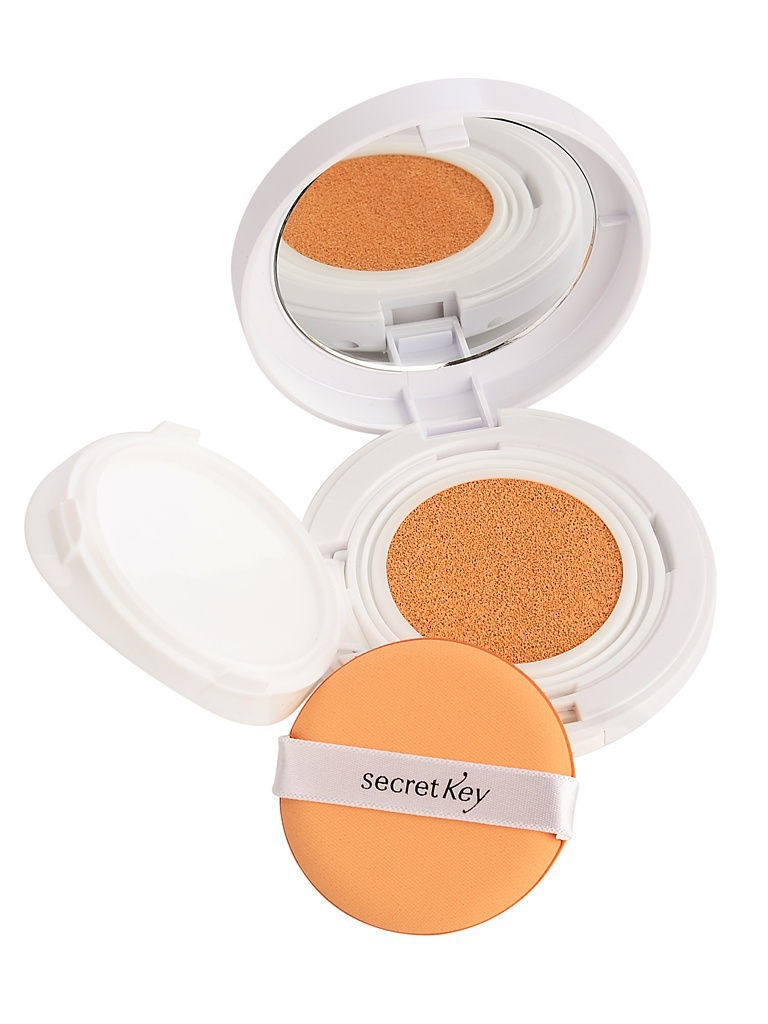Secret Key Тональное покрытие 01 Natural CC Cushion Light CC (21) 15гр