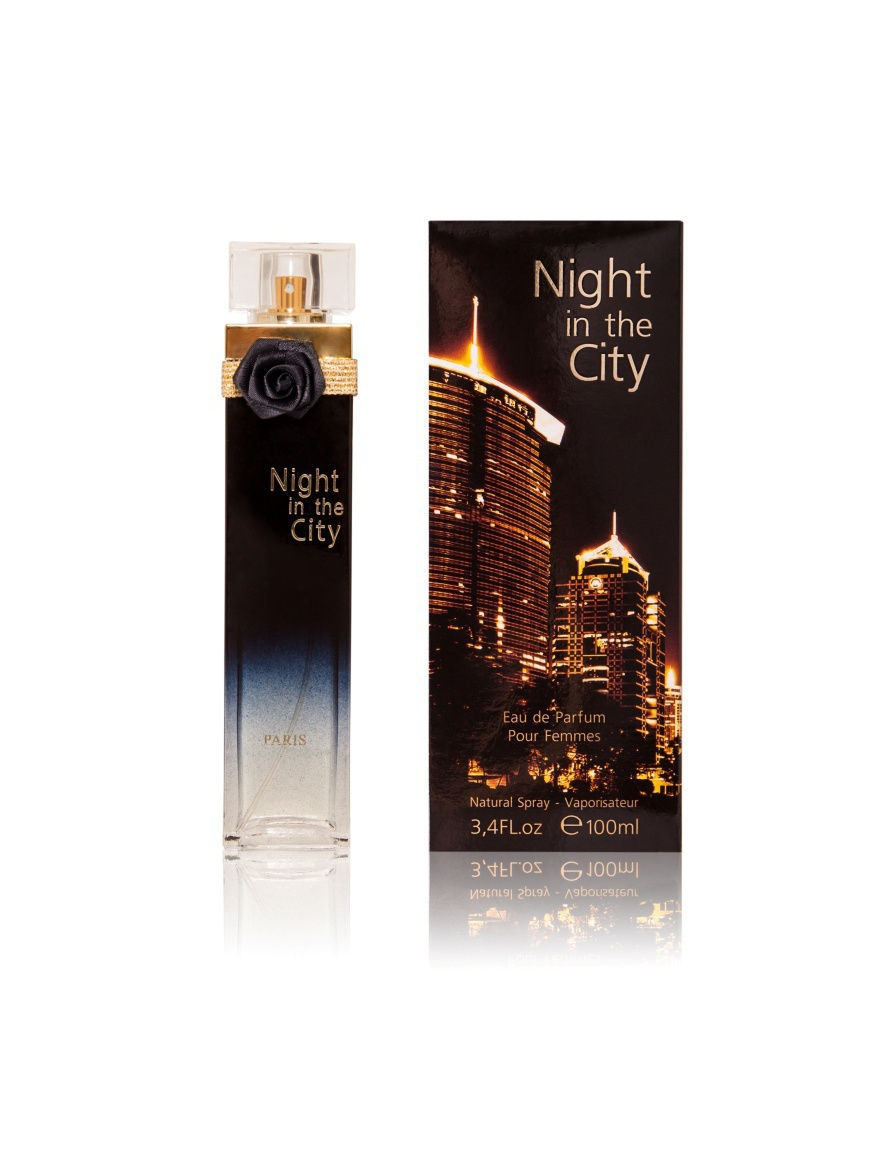 PARFUMS GALLERY Парфюмерная вода Night in the City