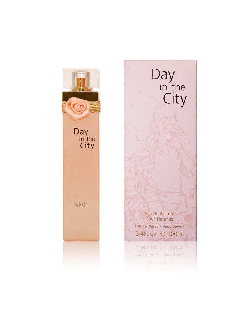PARFUMS GALLERY Парфюмерная вода Day in the City