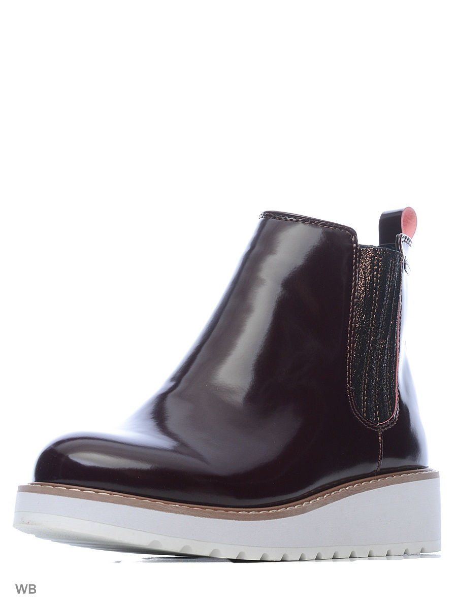 Женские ботинки Pepe Jeans London PLS50299/299burgundy