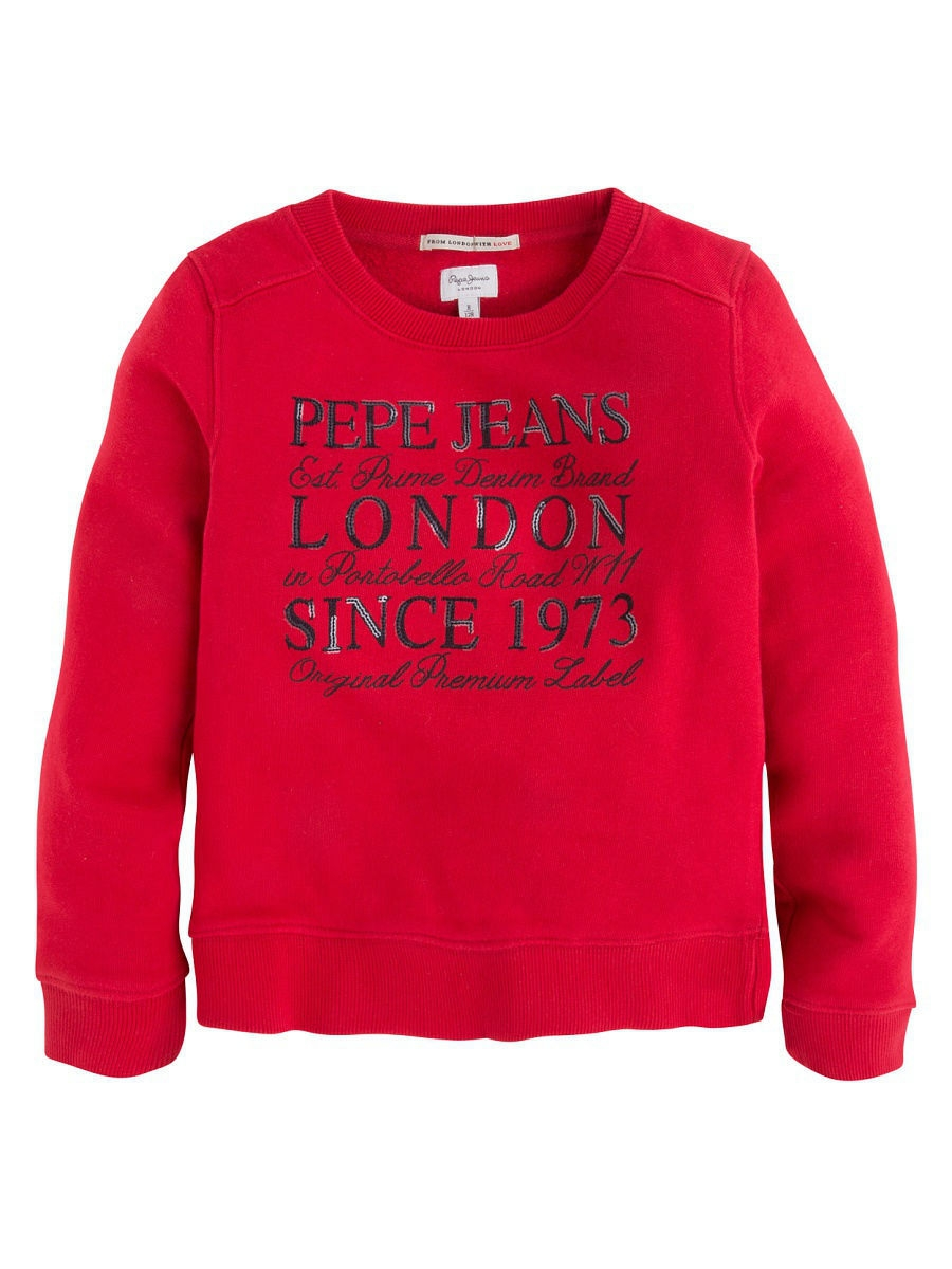 Толстовка Pepe Jeans London PG580620/264ROYALRED