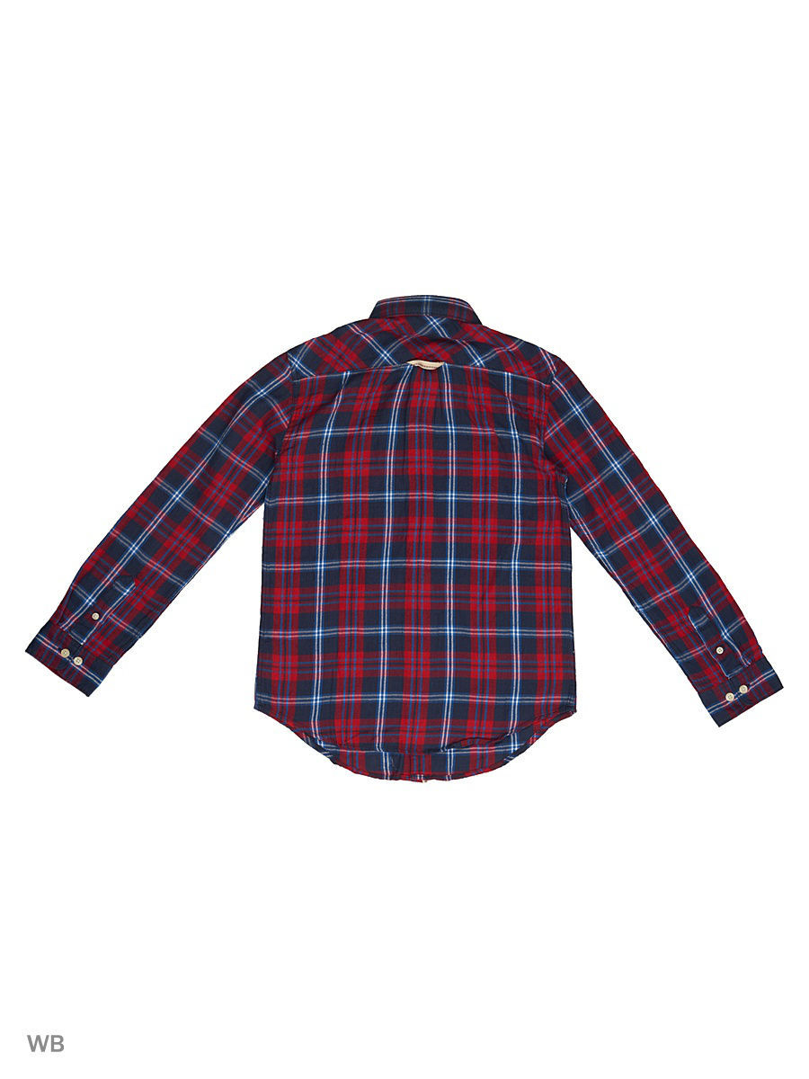 Рубашка American Outfitters 214-2452/000655/red: изображение 2